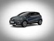 Renault Captur 2017 boston blue with diamond black roof colour