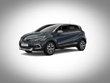 Renault Captur 2017 boston blue with mercury roof colour