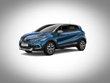 Renault Captur 2017 blue with mercury roof colour