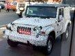2020 Mahindra Thar Interior Spied, Gets Front-facing Rear Seats