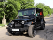 Mahindra Thar customized with premium aftermarket interiors
