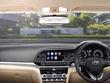 Hyundai elantra cabin dashboard