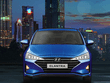 Hyundai elantra review blue direct front