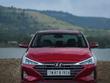 Hyundai elantra review red direct front