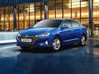 Hyundai elantra review three quater
