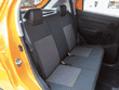 Maruti S-presso review rear seats
