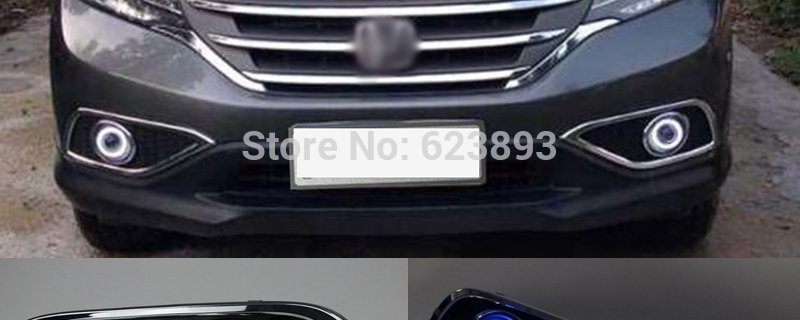 Honda CR-V 2018 headlight system