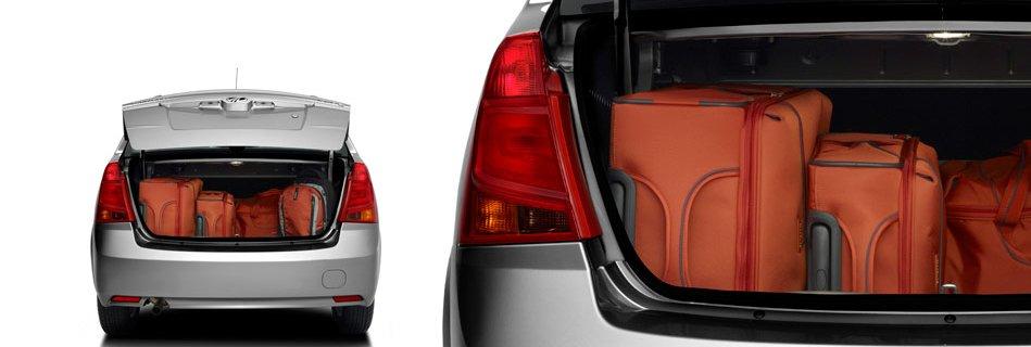 Mahindra Verito 2018 boot trunk