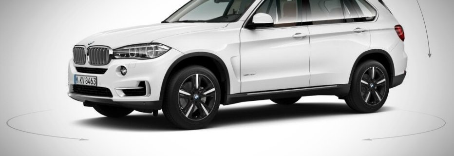 2018 BMW X5 alpine white