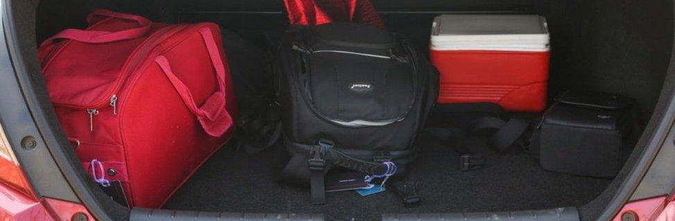 2019 Honda Civic boot spacwe