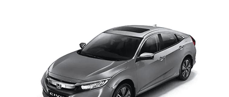 Honda Civic review Lunar Silver