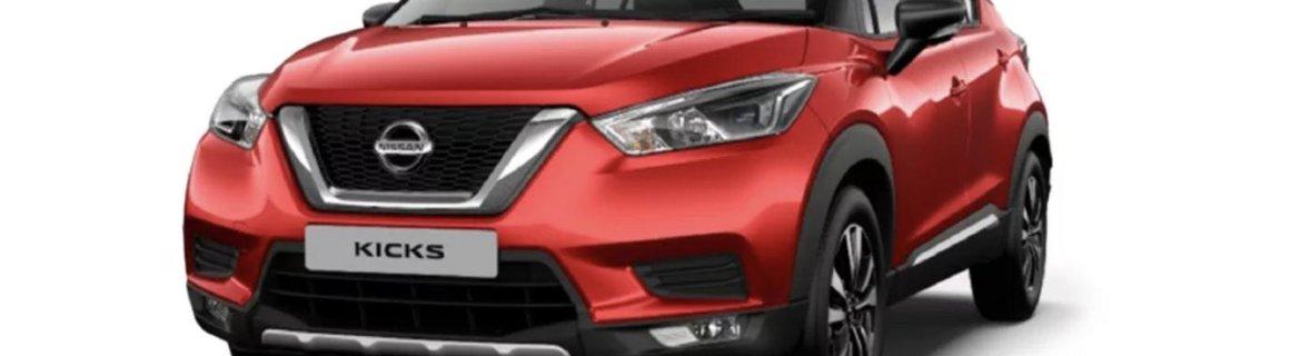 2019 Nissan Kicks Fire Red