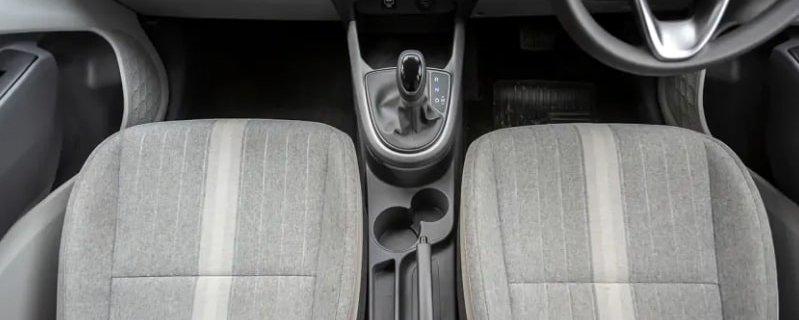 Hyundai Grand i10 Nios review seats
