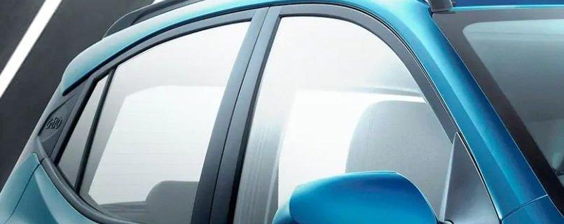 Hyundai Grand i10 Nios review window