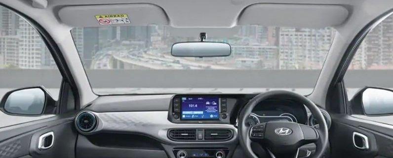 Hyundai Grand i10 Nios review dash board