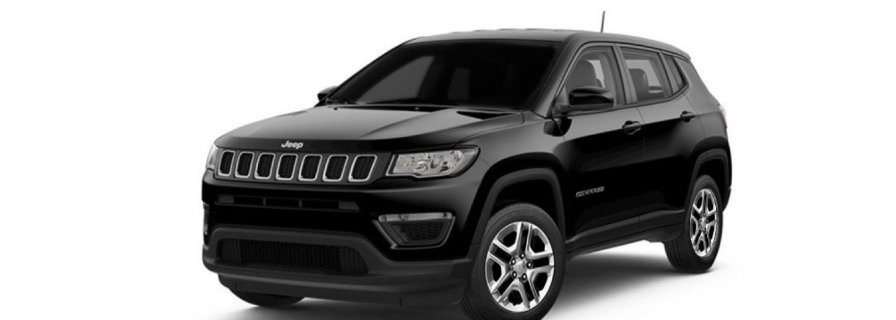 jeep compass brilliant black