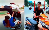 Stunter arrested for performing TikTok wheelie video with a girl