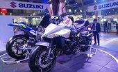 Suzuki Katana Makes Debut At The Auto Expo 2020