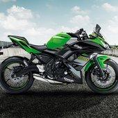 Kawasaki Ninja 650 2017 Edition