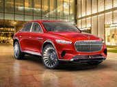 Mercedes-Maybach SUV To Be Unveiled at Los Angeles Auto Show