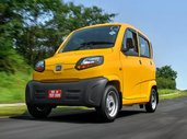 Bajaj Qute Electric To Debut Next Year