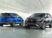 Honda CR-V Facelift Revealed Ahead Of 2020 Launch