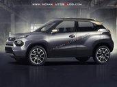 2021 Tata Hornbill Production Model Imagined