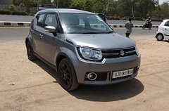 Good As New Maruti Suzuki Ignis 2017 For Sale