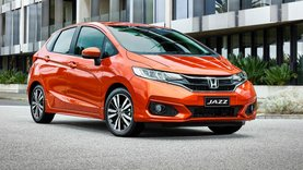 Honda Jazz 2018 India: Specs, Prices, mileages and images