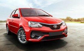 Toyota Platinum Etios 2018