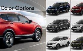 Honda CR-V 2018 colour options