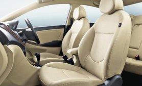 Hyundai Verna 2018 driver seats