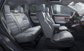 Honda CR-V 2018 interior seats