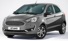 Ford Figo Facelift 2018