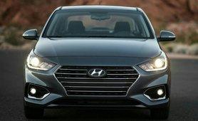 Hyundai Xcent 2018