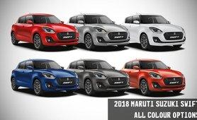 New Maruti Suzuki Swift 2018