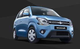 2019 maruti wagonr front right look