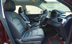 2019 MG Hector interior front seats
