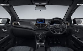 2019 Tata Altroz interior dashborad