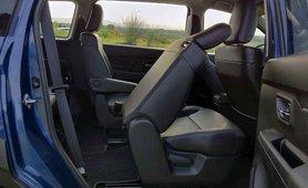 2019 Maruti XL6 interior second seat row