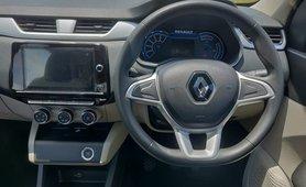 Renault Triber infotainment