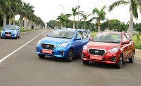 2019 Datsun Go CVT and Go Plus CVT (1)