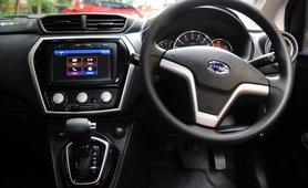 2019 Datsun Go interrior dashboard