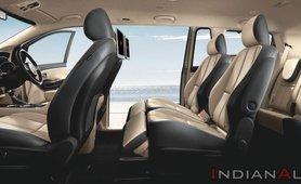 2020 Kia Carnival cabin seat