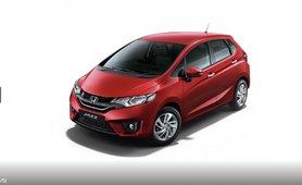 Honda Jazz red