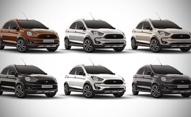 Ford Freestyle color option