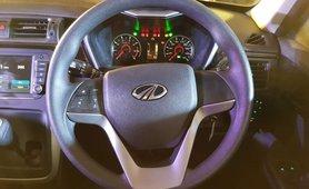 Mahindra KUV100 NXT steering wheel