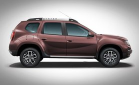 Renault Duster maghogany brown