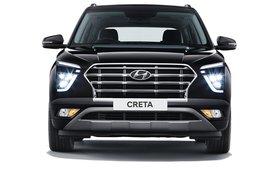 2020 Hyundai Creta front view image 2