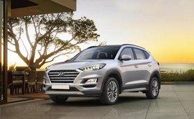 Hyundai Tucson 2020 front three quarter